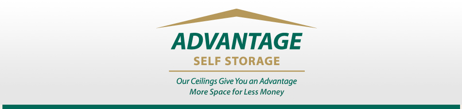 Advantage Self Storage - Our Ceilings Give You an Advantage